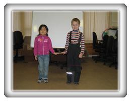 знакомство с детьми в первом классе